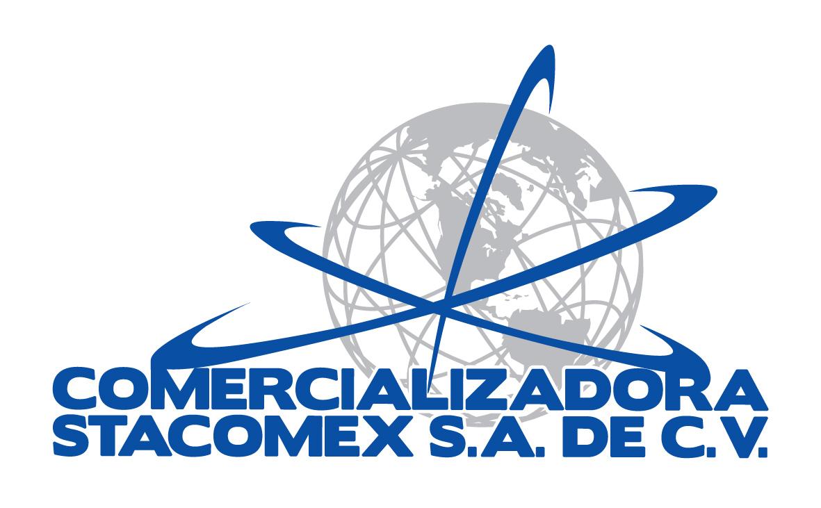 Logo Comercializadora Stacomex